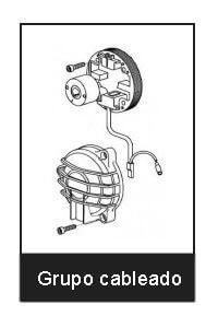 motor kart puma 85 grupo de cableado