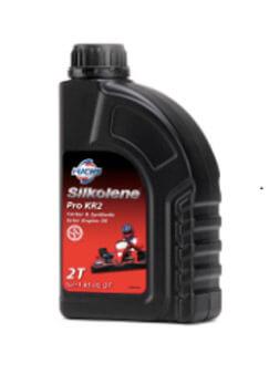 aceite mezcla silkolene motor kart 2T