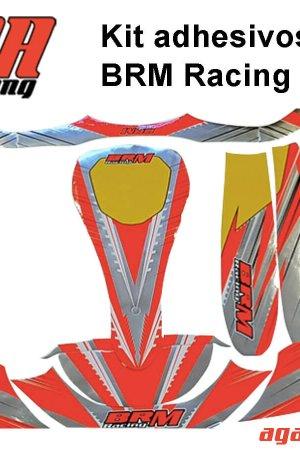 comprar kit adhesivos BRM Racing KF y KZ