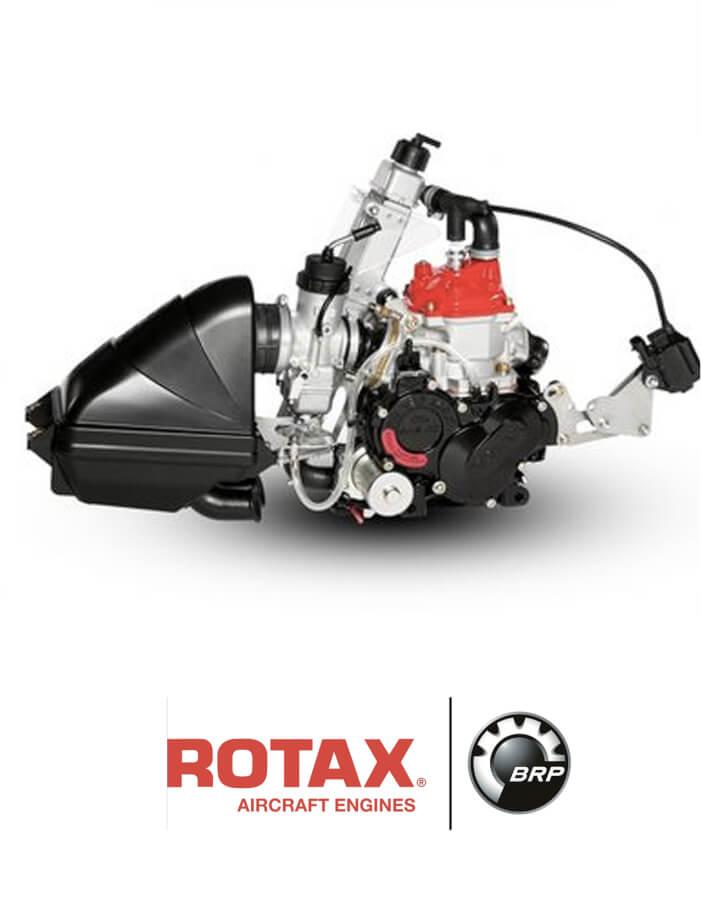 motores rotax karting