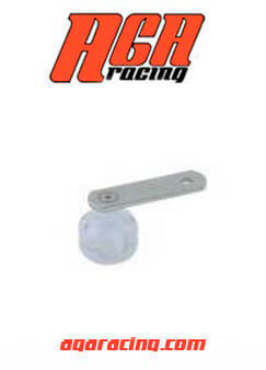 pletina soporte escape RR AGA Racing karting store
